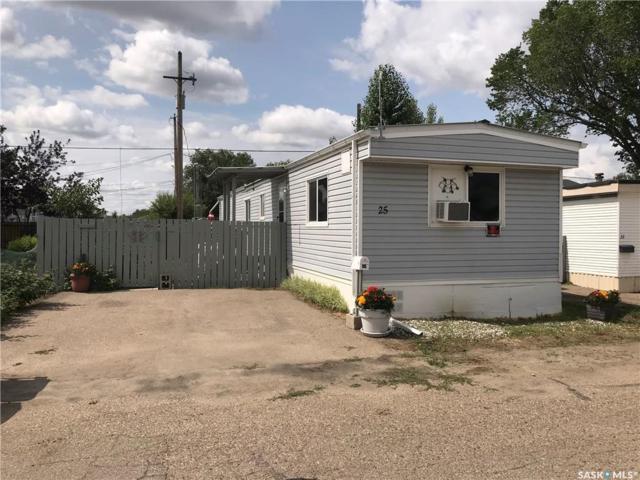 219 Grant Street #25, Saskatoon, SK S7N 2A5 (MLS #SK759111) :: The A Team