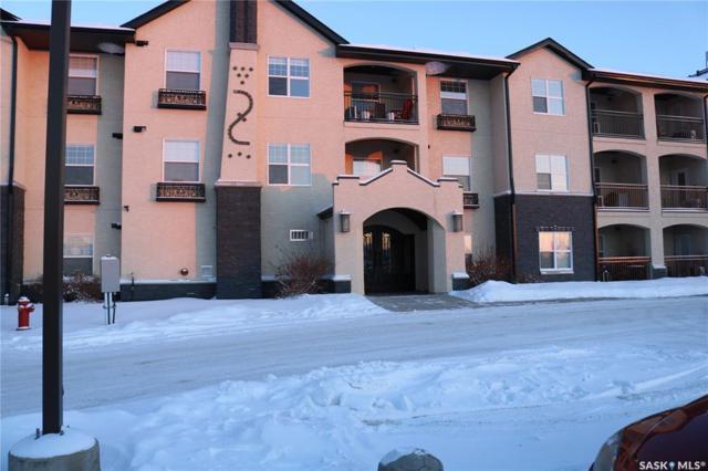 211 Ledingham Street #215, Saskatoon, SK S7V 0C5 (MLS #SK759175) :: The A Team