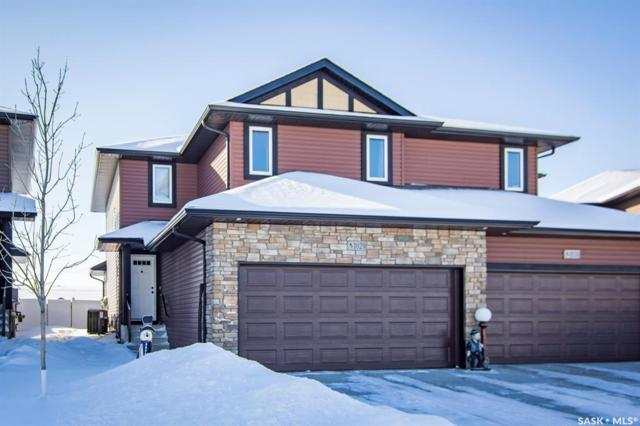 1029 Kolynchuk Crescent, Saskatoon, SK S7T 0X4 (MLS #SK759245) :: The A Team