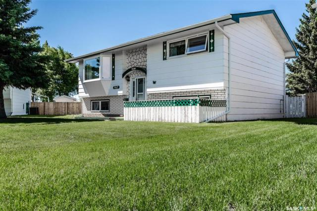967 Hawthorne Crescent, Moose Jaw, SK S6H 6T5 (MLS #SK759334) :: The A Team