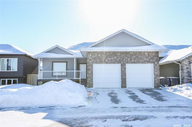 389 Clubhouse Boulevard W, Warman, SK S0K 4S2 (MLS #SK759350) :: The A Team