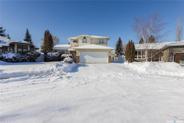 610 Braemar Place, Saskatoon, SK S7V 1A2 (MLS #SK759477) :: The A Team