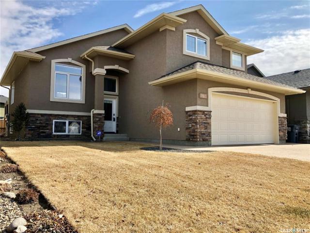 911 Hunter Road, Saskatoon, SK S7T 0P8 (MLS #SK766158) :: The A Team