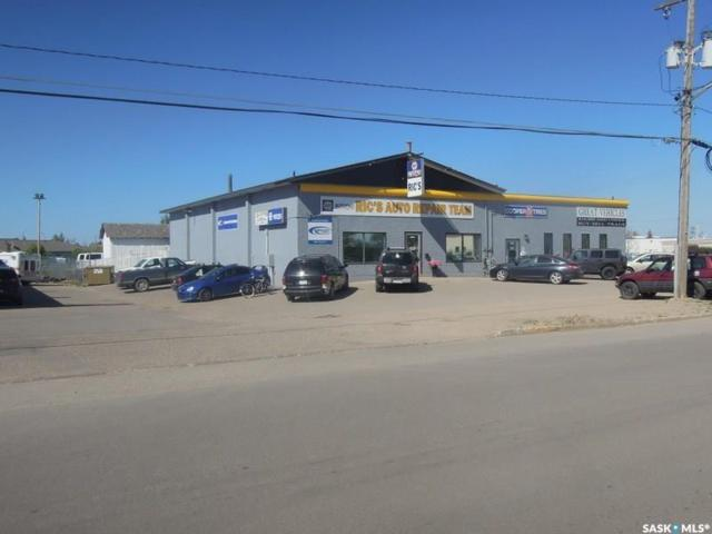 428 South Industrial Drive, Prince Albert, SK S6V 7L8 (MLS #SK766300) :: The A Team
