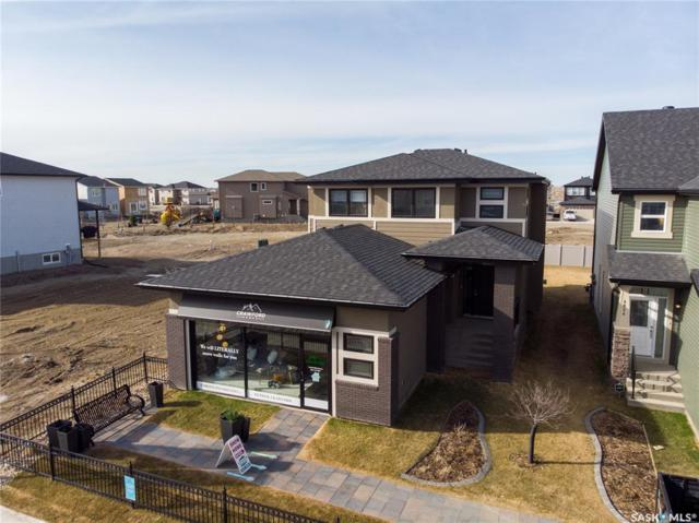 4820 Primrose Green Drive E, Regina, SK S4V 3S7 (MLS #SK766729) :: The A Team