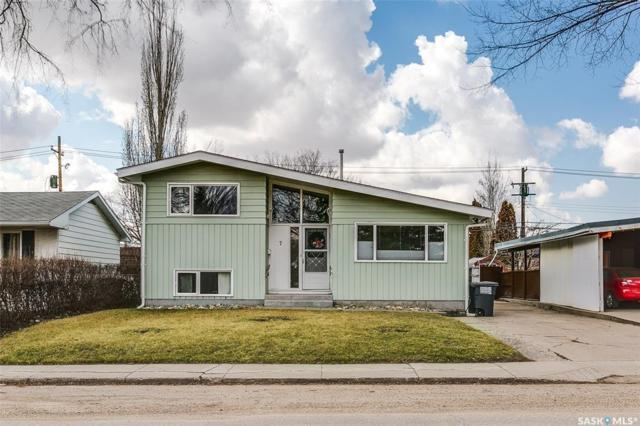 7 Howell Avenue, Saskatoon, SK S7L 3S7 (MLS #SK767272) :: The A Team