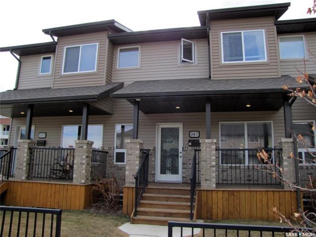 307 Willowgrove Lane, Saskatoon, SK S7W 0H5 (MLS #SK767277) :: The A Team