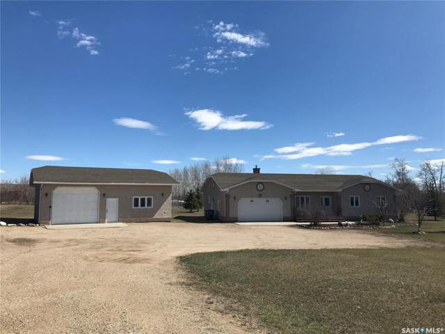 5 Canterwood Trail, White City, SK S4L 5B1 (MLS #SK767488) :: The A Team