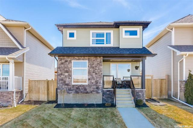 534 Stonebridge Common, Saskatoon, SK S7T 0N8 (MLS #SK767627) :: The A Team