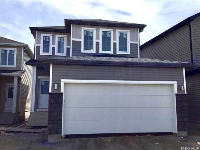 123 Burgess Crescent, Saskatoon, SK S7V 0S1 (MLS #SK767903) :: The A Team