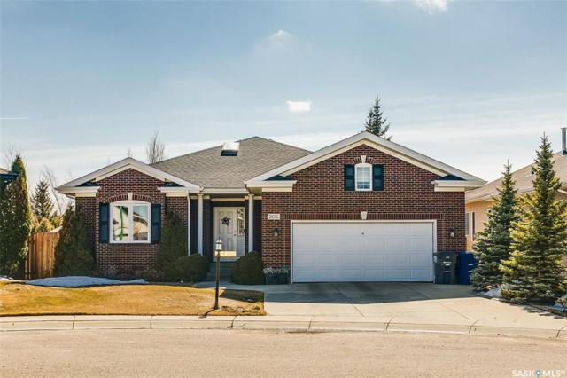 206 Bayfield Place, Saskatoon, SK S7V 1E3 (MLS #SK767943) :: The A Team