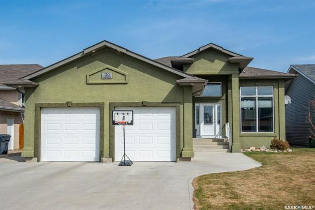 330 Lakeridge Drive, Warman, SK S0K 0A1 (MLS #SK768085) :: The A Team