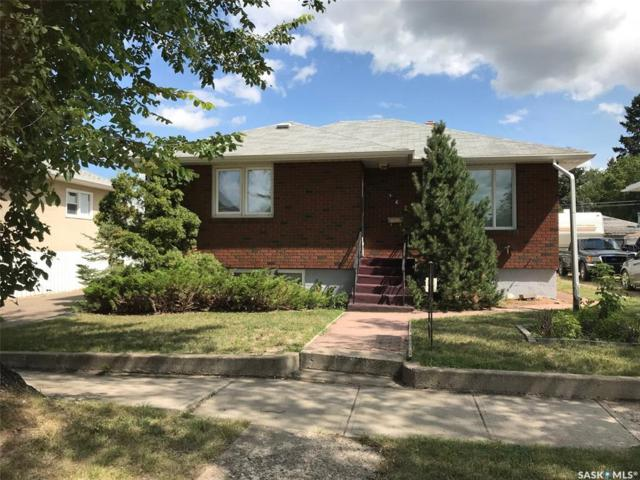 962 108th Street, North Battleford, SK S9A 2A8 (MLS #SK768716) :: The A Team