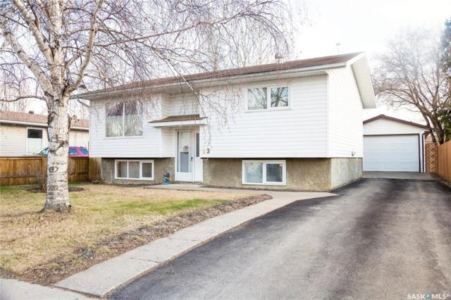 23 Berezowsky Drive, Prince Albert, SK S6V 6M4 (MLS #SK768864) :: The A Team