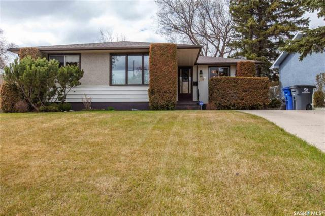 1667 Alexandra Avenue, Saskatoon, SK S7K 3C4 (MLS #SK770850) :: The A Team