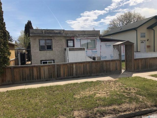 1014 K Avenue S, Saskatoon, SK S7M 2G3 (MLS #SK771916) :: The A Team
