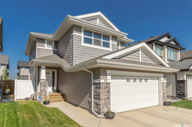 414 Secord Way, Saskatoon, SK S7V 0M1 (MLS #SK773890) :: The A Team