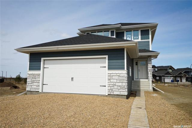 313 Dubois Manor, Saskatoon, SK S7V 0R5 (MLS #SK773974) :: The A Team