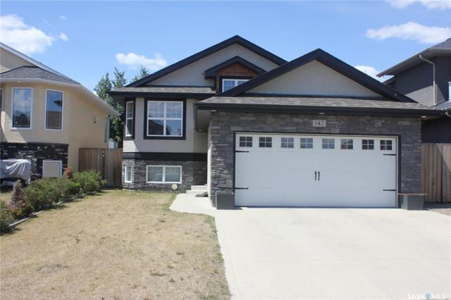 142 Blackstock Cove, Saskatoon, SK S7T 0H4 (MLS #SK775682) :: The A Team