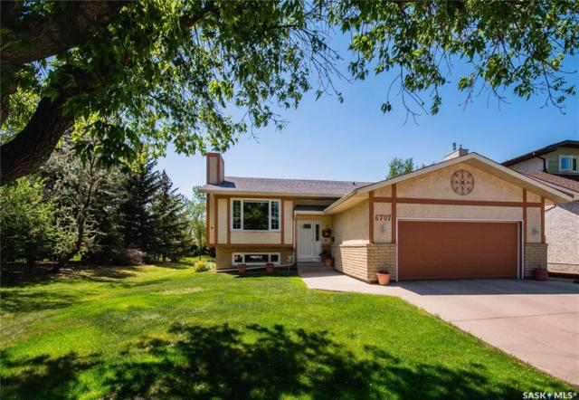 6707 Maple Ridge Drive, Regina, SK S4X 3Y7 (MLS #SK775695) :: The A Team