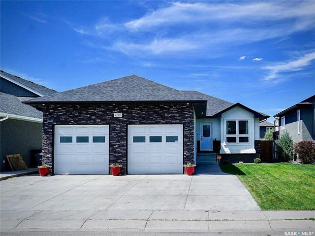 639 Sutter Manor, Saskatoon, SK S7T 0R4 (MLS #SK775710) :: The A Team