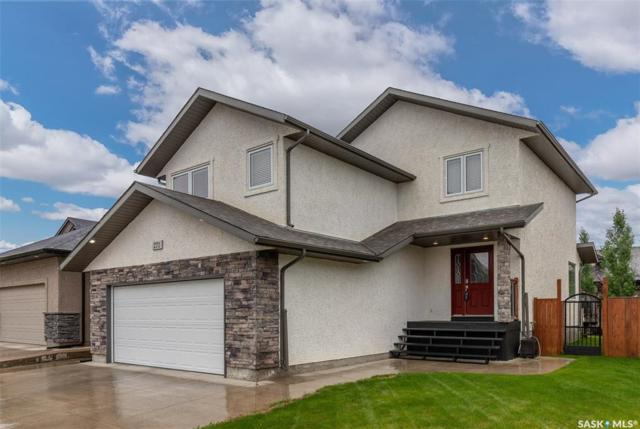 271 Bolton Crescent, Saskatoon, SK S7T 0T6 (MLS #SK776147) :: The A Team