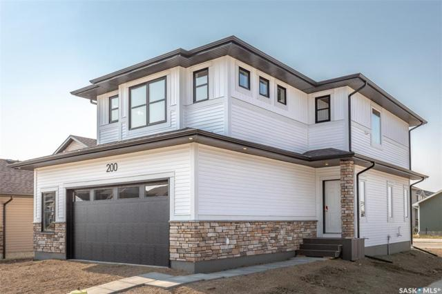 200 Cowan Crescent, Martensville, SK S0K 2T1 (MLS #SK776177) :: The A Team
