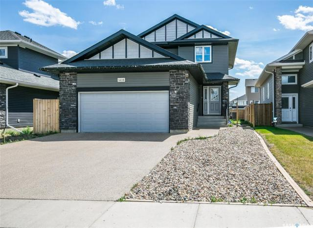 1418 Pringle Crescent, Saskatoon, SK S7T 0V4 (MLS #SK776270) :: The A Team