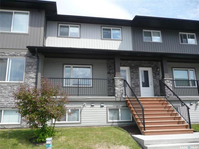 210 Rajput Way #509, Saskatoon, SK S7N 2J6 (MLS #SK776612) :: The A Team
