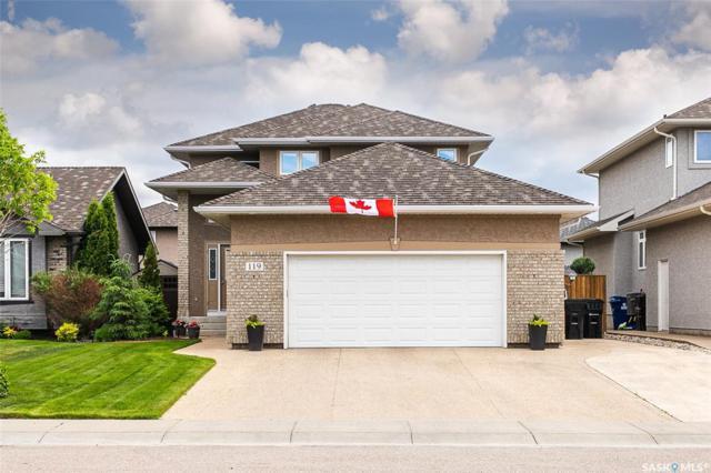 119 Robertson Cove, Saskatoon, SK S7T 0E3 (MLS #SK776675) :: The A Team