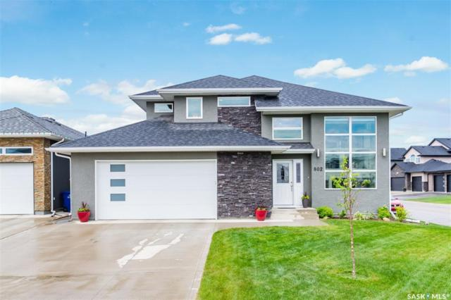 802 Salloum Crescent, Saskatoon, SK S7W 0N3 (MLS #SK776680) :: The A Team