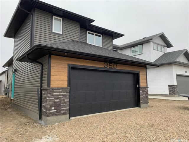 350 Fast Court, Saskatoon, SK S7W 0C2 (MLS #SK776810) :: The A Team