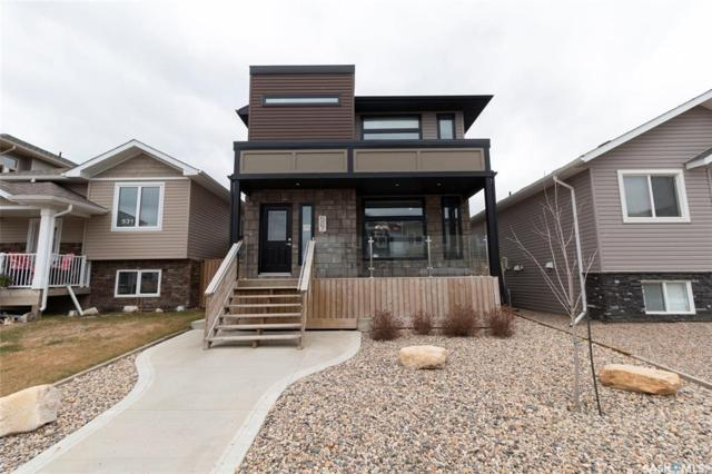 527 Kloppenburg Crescent, Saskatoon, SK S7W 0P1 (MLS #SK776811) :: The A Team
