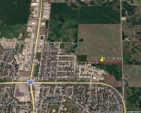 Parcel C Amos Drive, North Battleford, SK S9A 2Y1 (MLS #SK777018) :: The A Team
