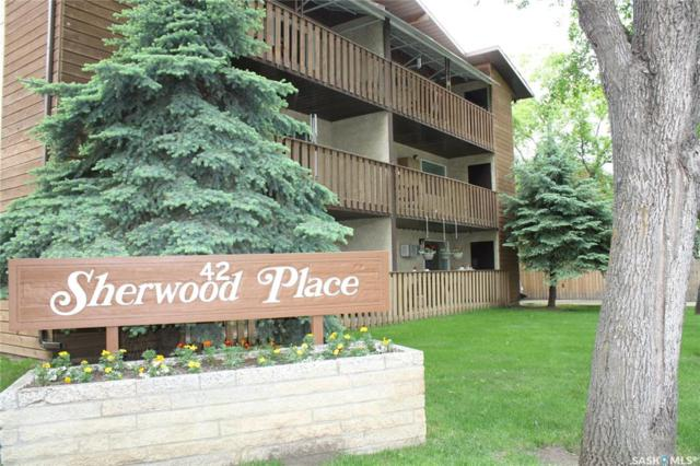 42 27th Street E #104, Prince Albert, SK S6V 1V6 (MLS #SK777159) :: The A Team
