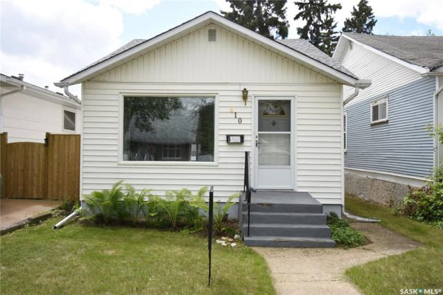 810 6th Street E, Saskatoon, SK S7H 1C7 (MLS #SK777828) :: The A Team