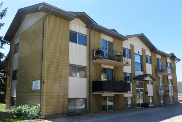 3 Columbia Drive #84, Saskatoon, SK S7K 1E3 (MLS #SK778523) :: The A Team