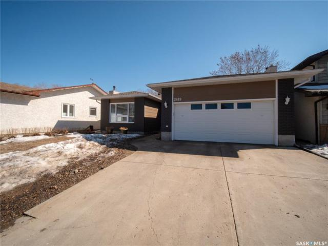 2819 Pepper Drive E, Regina, SK S4V 0X3 (MLS #SK779116) :: The A Team