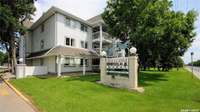 960 Assiniboine Avenue E #210, Regina, SK S4V 2P8 (MLS #SK779344) :: The A Team