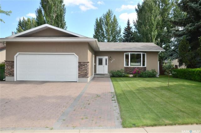 623 Addie Crescent, Saskatoon, SK S7N 3K6 (MLS #SK779821) :: The A Team