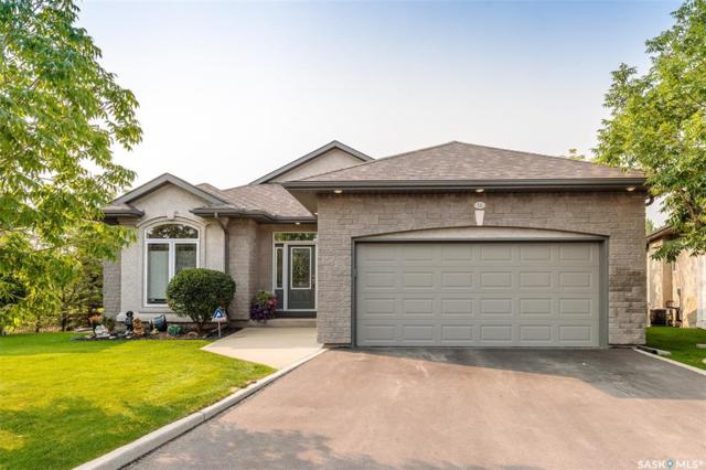 301 Cartwright Terrace #16, Saskatoon, SK S7T 1E2 (MLS #SK779886) :: The A Team