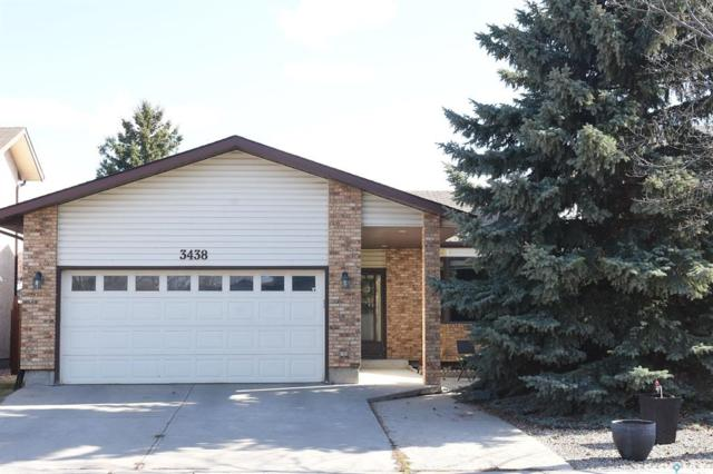 3438 Phaneuf Crescent E, Regina, SK S4V 1V5 (MLS #SK779972) :: The A Team