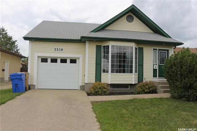 3510 Cormorant Drive, Regina, SK S4R 7G4 (MLS #SK781349) :: The A Team
