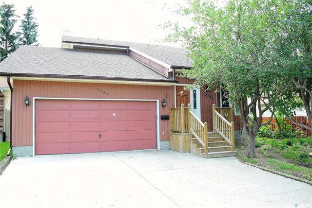 2703 Pepper Drive E, Regina, SK S4V 0X4 (MLS #SK781484) :: The A Team