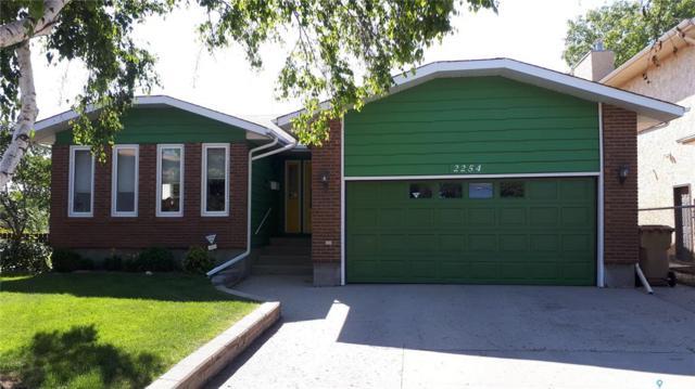 2254 Baldwin Bay, Regina, SK S4V 1H2 (MLS #SK781592) :: The A Team