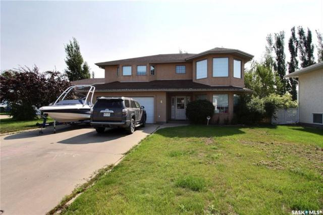 54 Oliver Way, Prince Albert, SK S6X 1B2 (MLS #SK781724) :: The A Team
