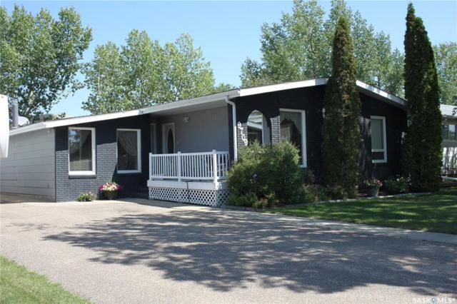 9709 97th Drive, North Battleford, SK S9A 3K3 (MLS #SK781755) :: The A Team
