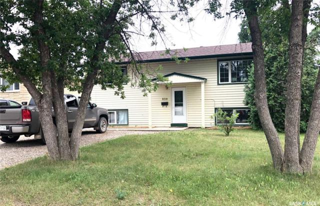830 Edward Street, Estevan, SK S4A 1S5 (MLS #SK781871) :: The A Team