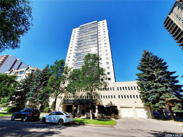 315 5th Avenue N #1106, Saskatoon, SK S7K 5Z8 (MLS #SK781942) :: The A Team