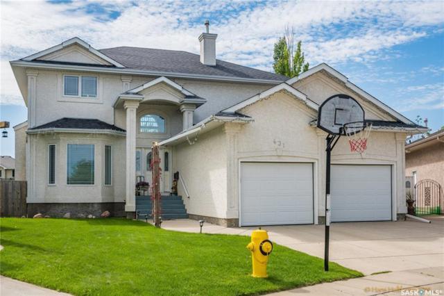 431 Blackburn Terrace, Saskatoon, SK S7V 1E8 (MLS #SK781945) :: The A Team